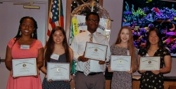 2019 JROTC Scholarship Winners